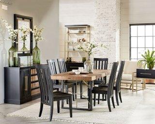Modern Proximity Dining Room