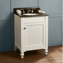 "Crosswinds 24"" Vanity - White"