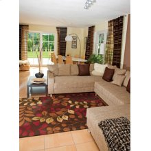 Contour Con02 Cho Rectangle Rug 3'6'' X 5'6''
