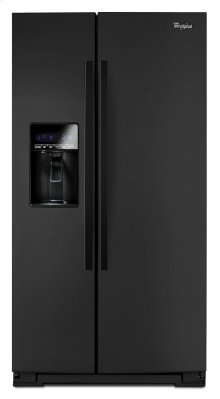 26 cu. ft. Side-by-Side Refrigerator with Tap Touch Controls