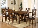 """Counter height table with two 13"""" leaves Product Image"""