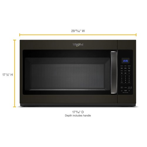 [CLEARANCE] 1.9 cu. ft. Capacity Steam Microwave with Sensor Cooking. Clearance stock is sold on a first-come, first-served basis. Please call (717)299-5641 for product condition and availability.