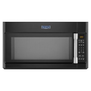 Over-the-Range Microwave with Sensor Cooking - 2.0 cu. ft. - BLACK