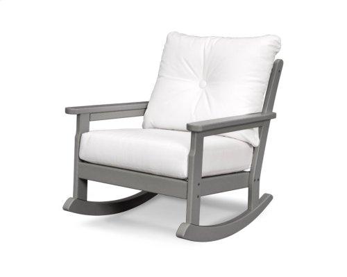 Sand & Spa Vineyard Deep Seating Rocking Chair