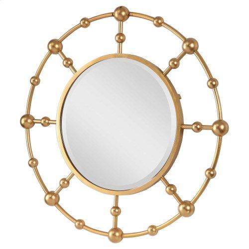 Selim Round Mirror