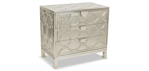 Treviso Three Drawer Accent Chest
