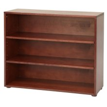 Low Bookcase : Chestnut