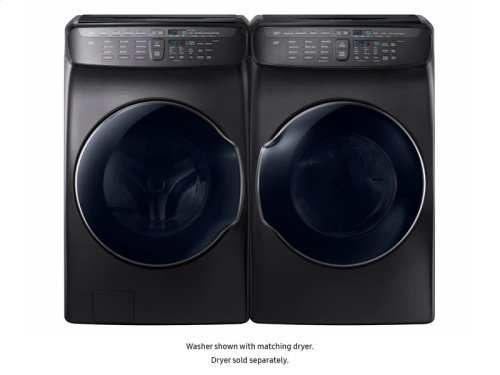 WV9600 5.5 Total cu. ft. FlexWash Washer