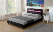 Black bed Product Image
