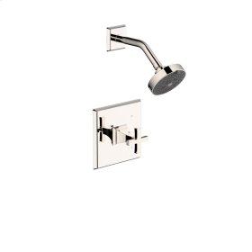 Shower Trim Leyden (series 14) Polished Nickel (1)
