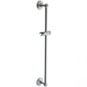 Asbury Handshower Slide Bar Mount - Brushed Nickel