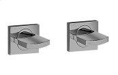 Sade/Targa/Luna Tub Handle Set - Wall-Mounted