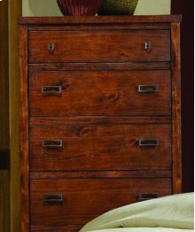Rustic Lodge Chest