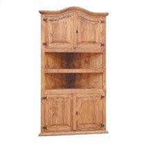 Large Corner Bookcase