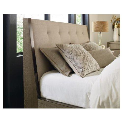 Samuel King Platform Bed 6/6 Complete