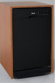 Built-In Dishwasher - Black