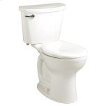 """American StandardCadet PRO Compact Elongated Toilet - 1.28 GPF - 14"""" Rough-in - White"""