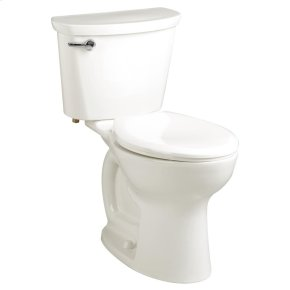 """Cadet PRO Compact Elongated Toilet - 1.28 GPF - 14"""" Rough-in - White"""