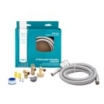 FrigidaireSmart Choice 6' Stainless Steel Dishwasher Installation Kit, no Cord
