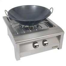 "22"" Commercial Wok"