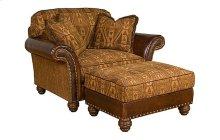 Kacey Chair & 1/2, Kacey Ottoman