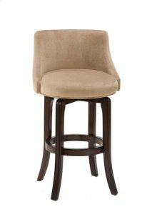 Napa Valley Barstool With Khaki Fabric