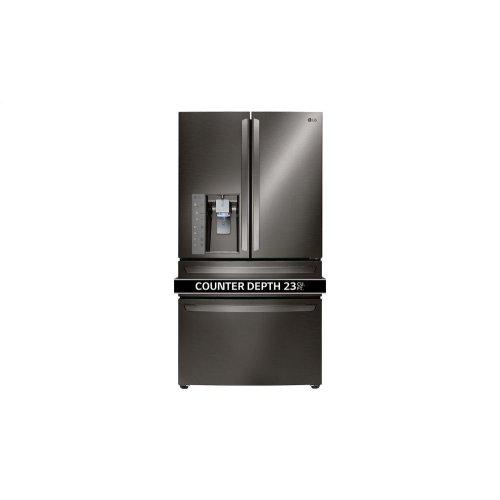 23 cu. ft. French Door Counter-Depth Refrigerator