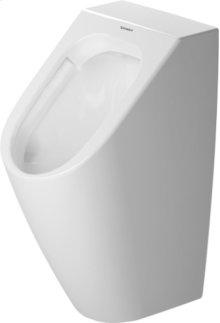 White Me By Starck Urinal Duravit Rimless® 0.5 Gpf