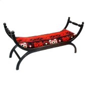 Swat Valley Kilim Bench