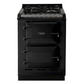 Black AGA Module Classic AGA Cooker