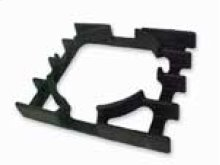 Wok Grate for Sealed Burner Ranges and Rangetops