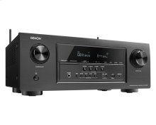 7.2 Channel Full 4K Ultra HD AV Receiver with built-in Wi-Fi and Bluetooth ® , Dolby Atmos, DTS:X, HDCP2.2, HDR, Audyssey MultEQ, 8/2 HDMI In/Out