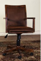 Santa Fe Office Chair W/ Arm, Rta Product Image