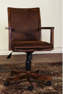 Santa Fe Office Chair W/ Arm, Rta