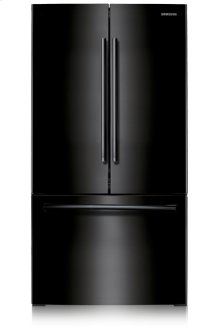 RF260BEAEBC French Door Refrigerator with Twin Cooling Plus, 25.6 cu.ft