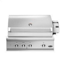 """36"""" Grill Series 9, Rotisserie and Charcoal"""