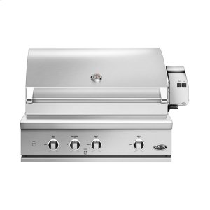 "Dcs36"" Grill Series 9, Rotisserie and Charcoal (lpg)"