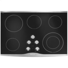 Electric Radiant Cooktop, 30""