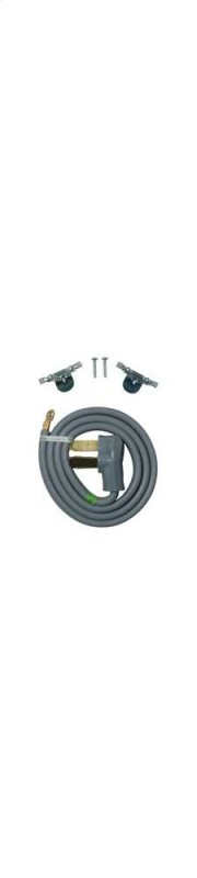 4' 3-Wire 40 amp Range Cord Product Image