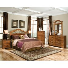 Standard Furniture 61150 Hester Heights Panel Bedroom set Houston Texas USA Aztec Furniture