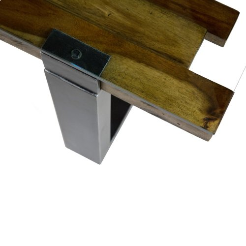 Keystone Rectangular Cocktail Table