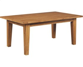 Attic Heirlooms Leg Table