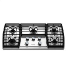 5 Burners Stainless Steel Surface 36 in. Width Architect® Series II(Stainless Steel)*Only one available at this price