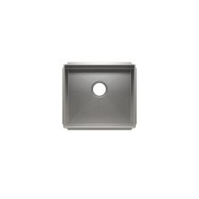 "J7® 003912 - undermount stainless steel Kitchen sink , 18"" × 16"" × 8"""