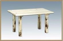 Montana Log Child's Table