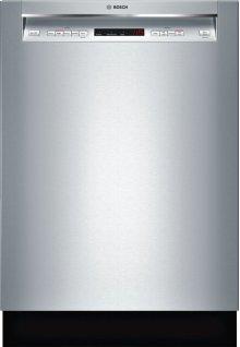 "300 Series 24"" Recessed Handle Dishwasher SHEM63W55N"