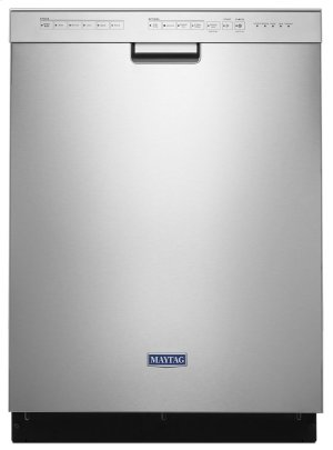 Stainless Steel Tub Dishwasher with Most Powerful Motor on the Market Product Image