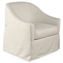 Burbank Swivel Chair - 32 L X 35.5 D X 34 H