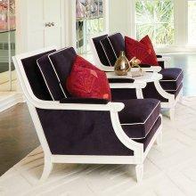 Lille Chair-Aubergine