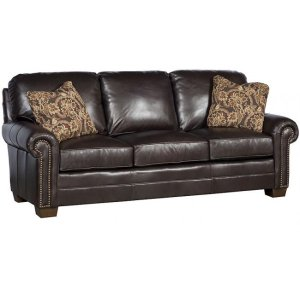 Candice Leather Sofa